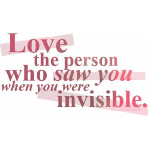 love-invisible-you