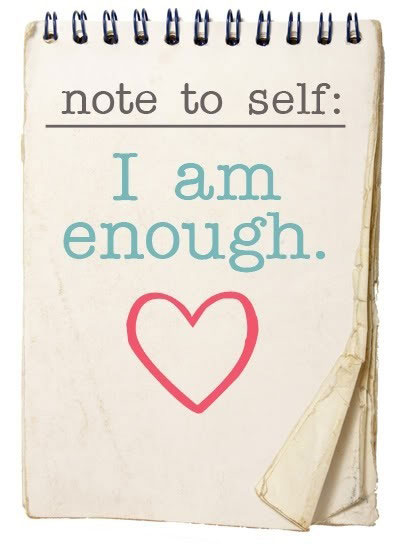 note-to-self-i-am-enough