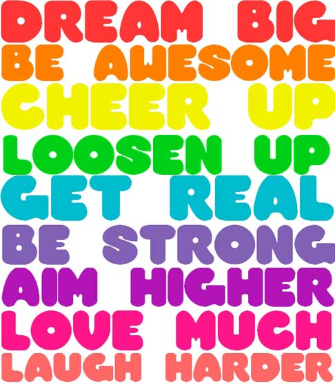 Quotes Tumblr Drake 2012 Dream big, be awesome,...