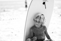 surfer kid