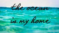 The ocean is my home 2