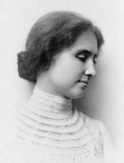 Quotes by Helen Keller