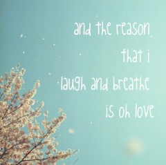 http://iheartinspiration.com/wp-content/uploads/2012/11/And-the-reason-that-I-laugh-and-breathe-is-oh-love-240x239.jpg
